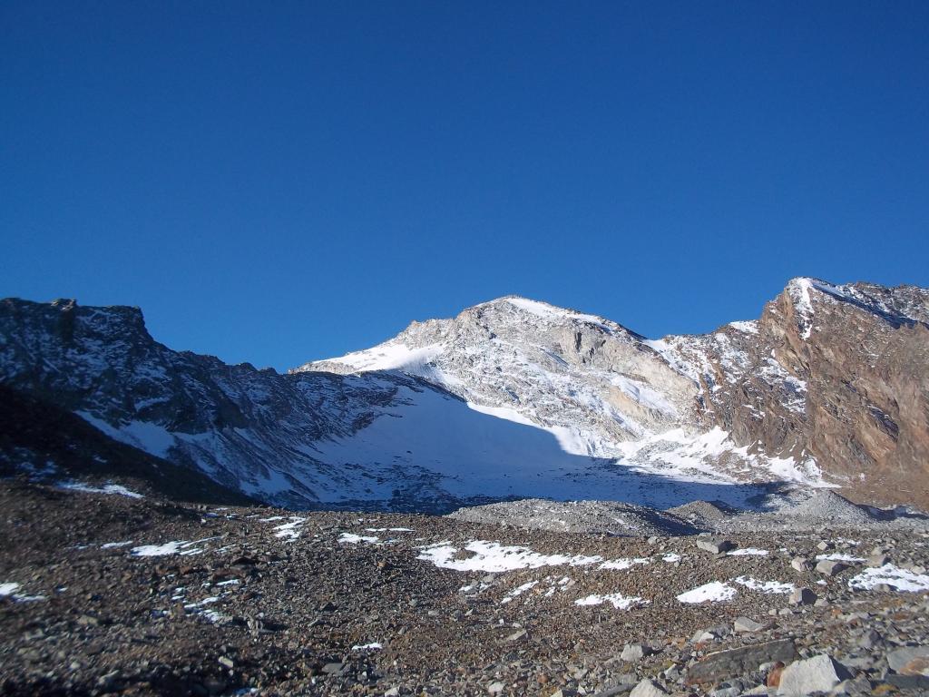 Gran Sertz o Gran Serra da Valnontey per il Rifugio Sella 2013-09-23