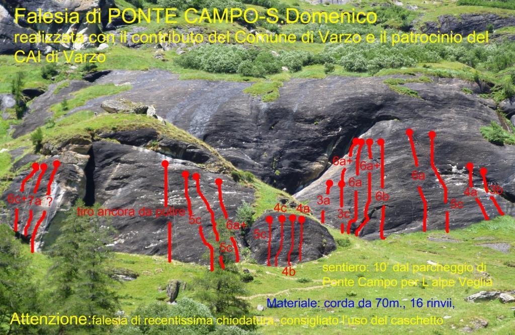 Ponte Campo (Falesia di) 2013-09-24