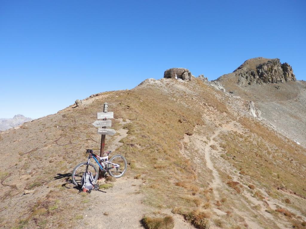 Ferro (Testa del) giro da Pontebernardo per i Becchi Rossi 2013-09-25