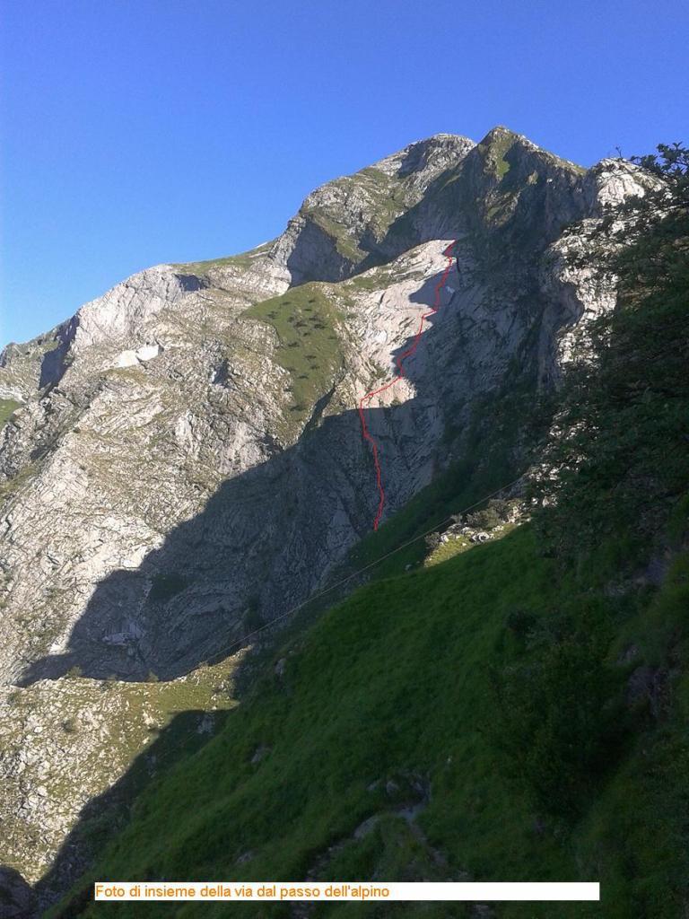 Corchia (Monte) Un Asfodelo per Paolo 2013-09-26