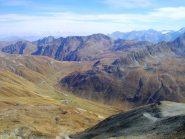 Il pian del Braulio visto dal Monte Radisca