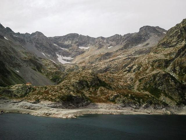 lago e rifugio Genova