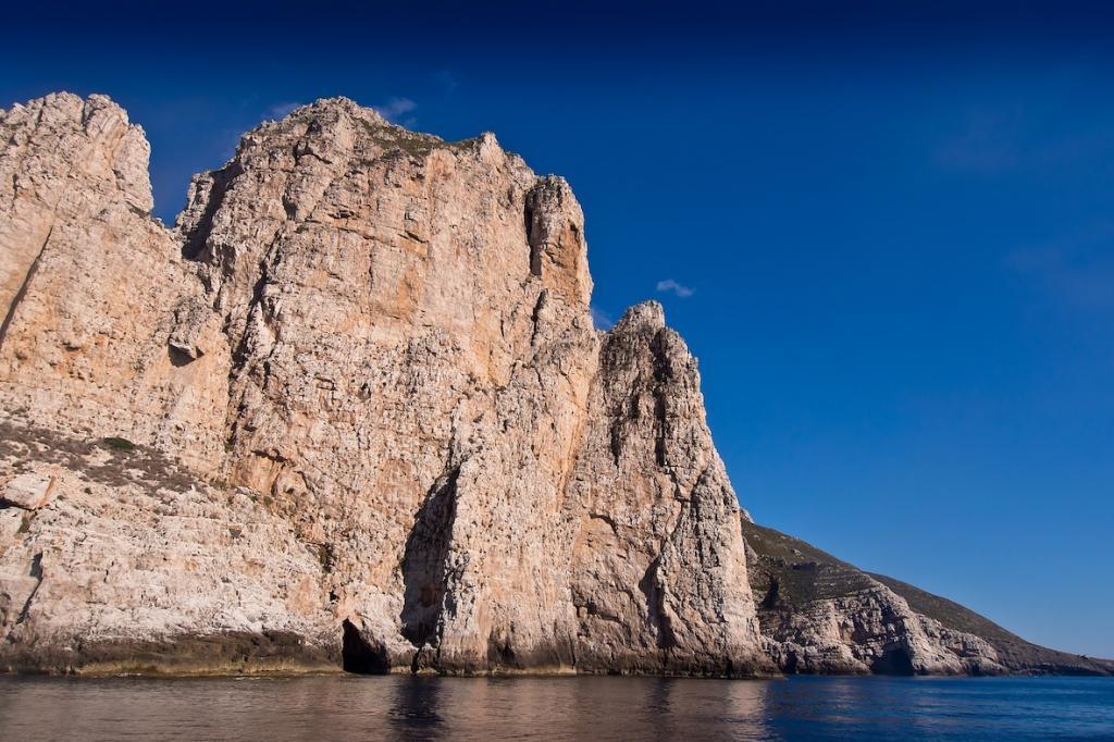 Le Dolomiti del Mediterraneo