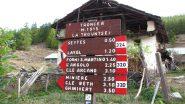 cartelli segnaletici a Troncea (28-9-2013)