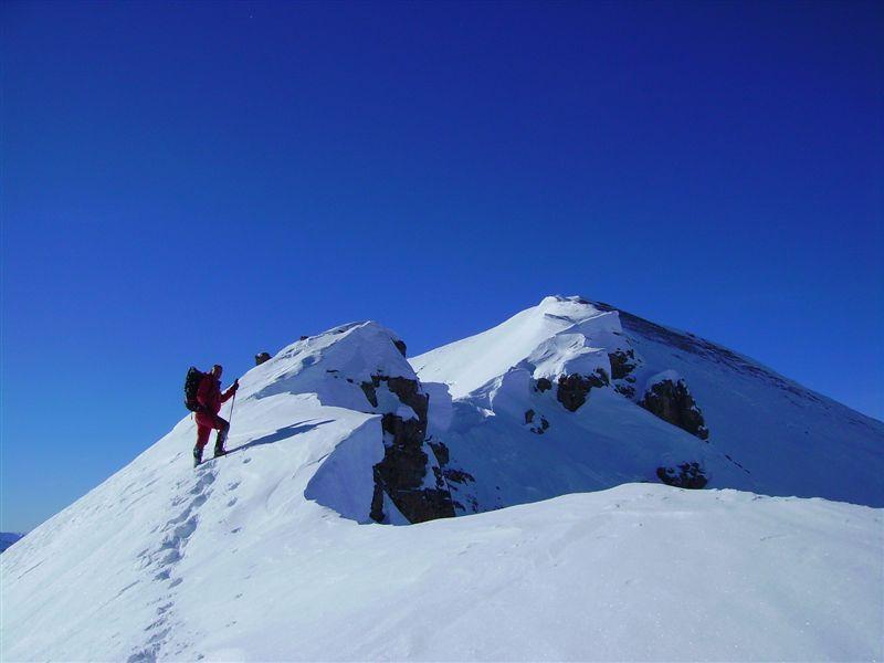 Lauzin (Pic du) da Montgenevre, anello per Col des Trois Freres Mineurs e Col Alpet 2013-09-28