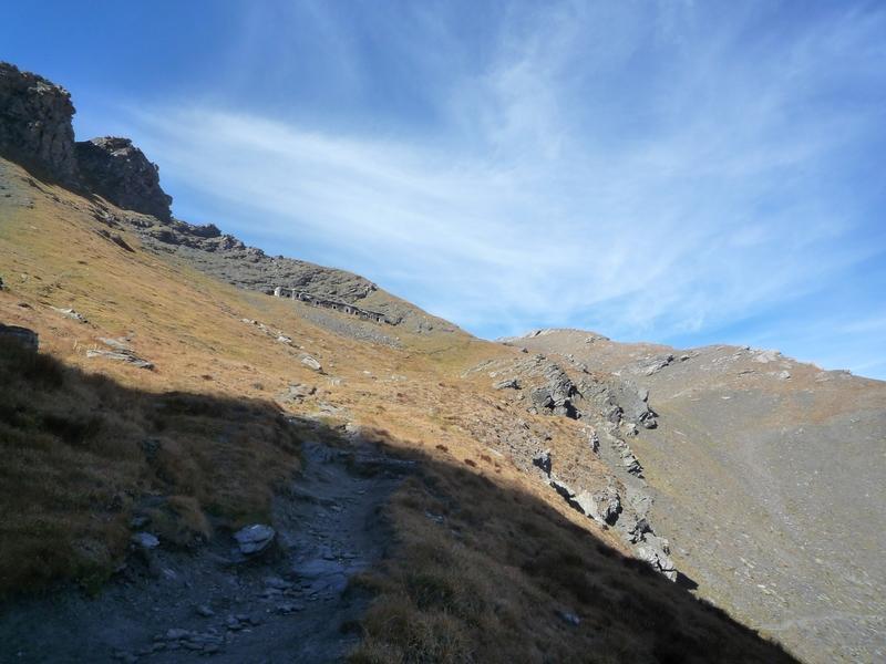 Agnello, Vieux, Echalp, Vallanta, Losetta (Colli)da Chianale, giro 2013-10-01