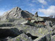 Vetta del Piccolo Pontalonet e Monte Marzo