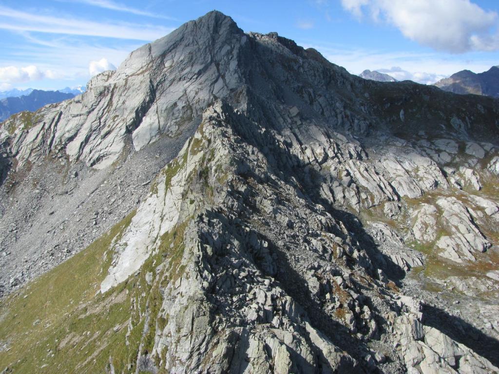 Piccolo o Cit Pontalonet ed il Monte Marzo