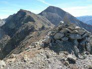 Tète de l'Eyssillons 2950m.e cime salite