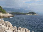 la penisola di Saint Hospice