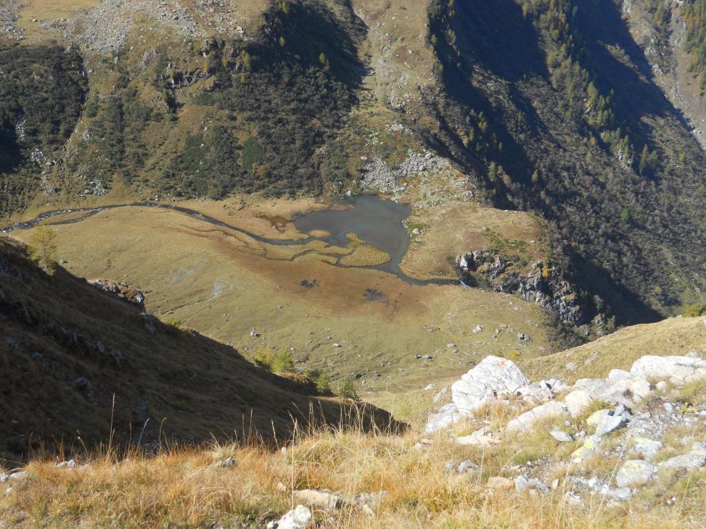 Lago delle Cavalle