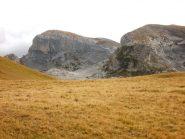 Cima delle Saline e Cima Pian Balaur