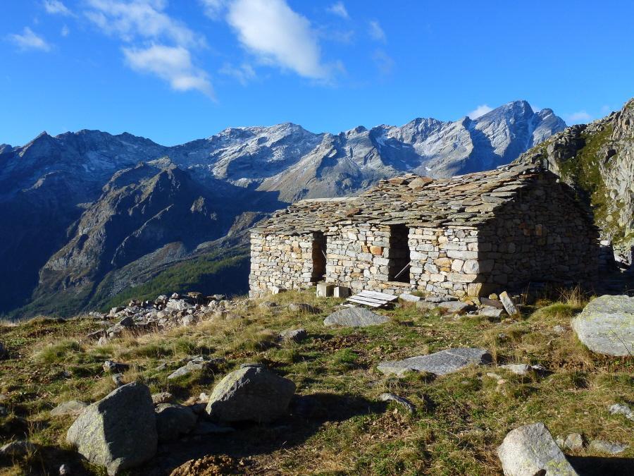 dall'Alpe Giavino