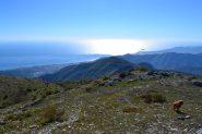 panorama verso il mare