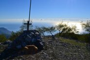 vetta del Monte Ravinet (1061 m)