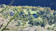 San Bernolfo m. 1702, il punto di partenza per la salita (12-10-2013)