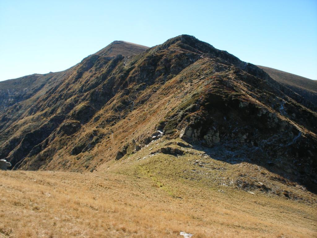 punta dell'Omo dalla rocca