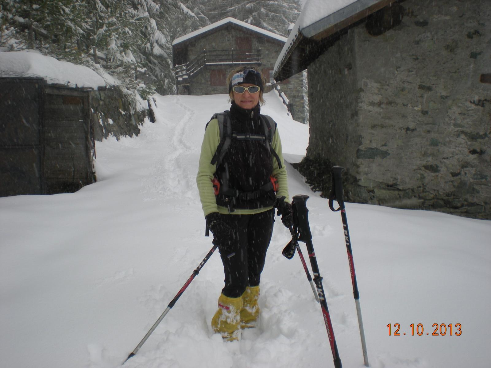 Germana all'Alpe di Valmeriana