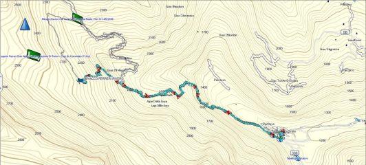 Forno Alpi Graie-Bivacco Ferreri Rivero