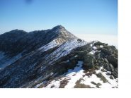 Il Castel Balanger o Vaccarezza..dal Mont Croass..