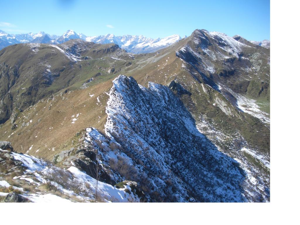 Croass (Monte)da Banche per Punta Cialma 2013-10-17