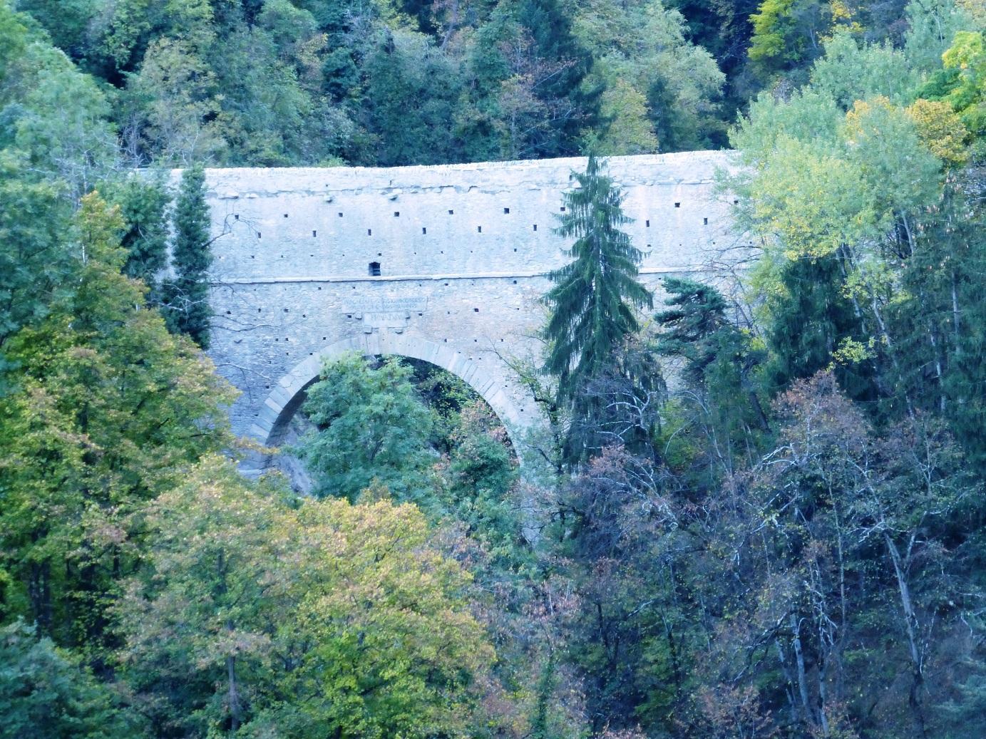 Poignon (Mont) da Villeneuve, giro per Petit Poignon e Pont d'Ael 2013-10-17