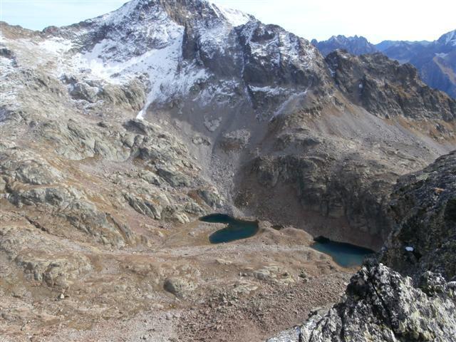 Costa Miana (Passo di) da Terme di Valdieri, anello per Pian del Valasco, Laghi di Valrossa e Valscura 2013-10-18
