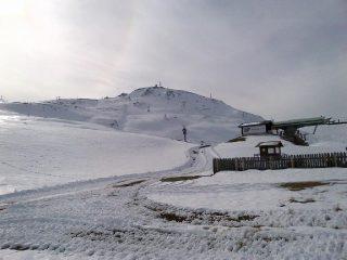 monte della neve