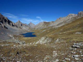 Lago e vallone tibetano dell'Oronaye