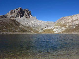 Lago inferiore di Roburent