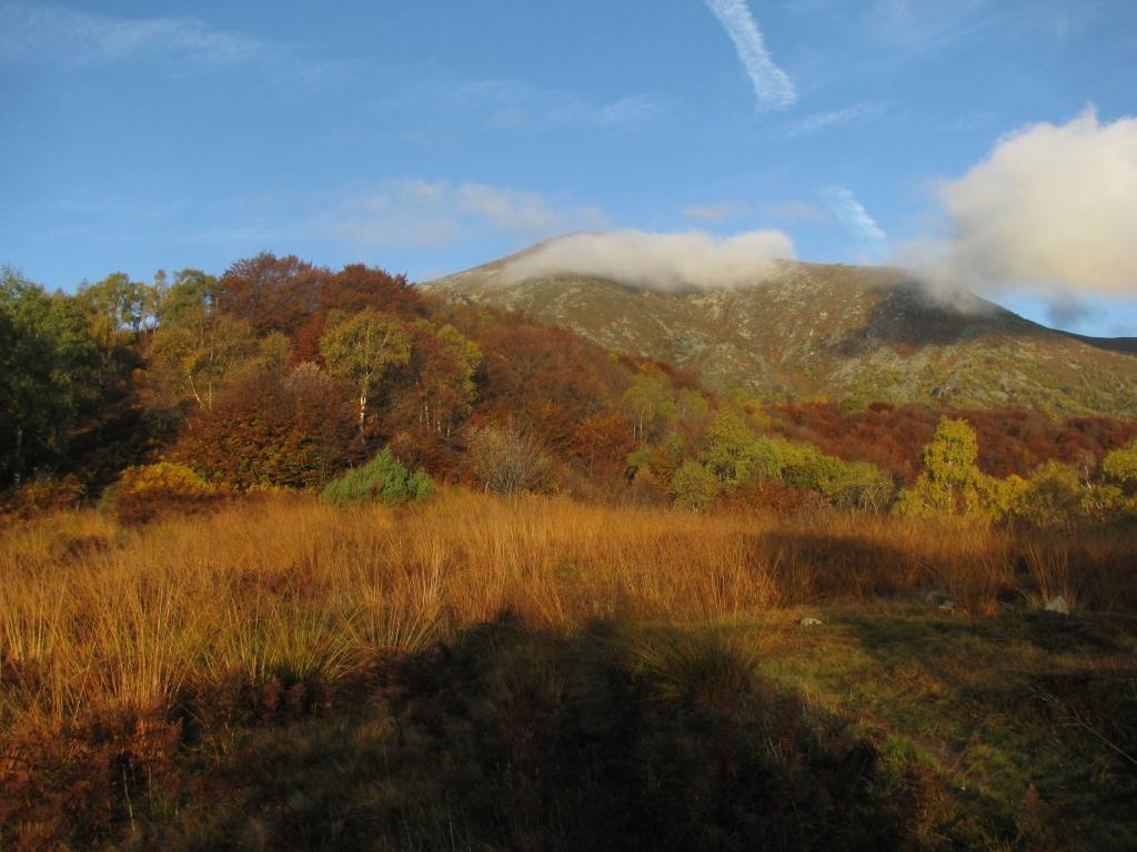 Sul Monte Soglio giungono le prime nubi