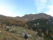 Alpe Pian Tsatè e Monte Barbeston