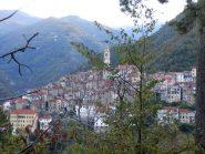 il bel borgo di Castelvittorio