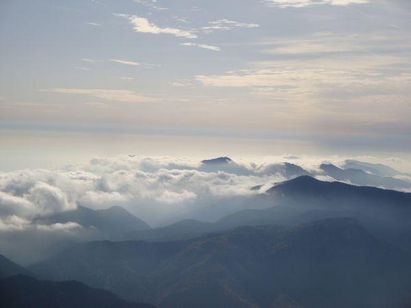 Alpi Liguri dal Balcone di Marta