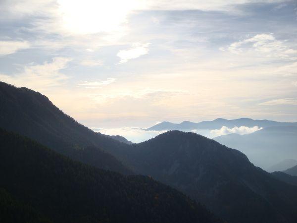 Valle Roya dalla Cresta di Rionard