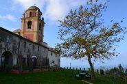 Santuario della Madonna di Montenero (341 m)
