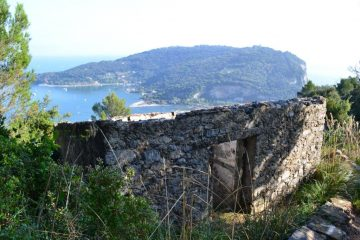 rudere e Isola Palmaria