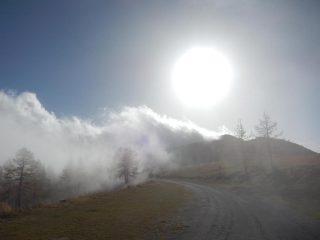Fuori dal nuvolone alla baisse