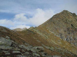 Cresta SSE di Punta Bordevolo