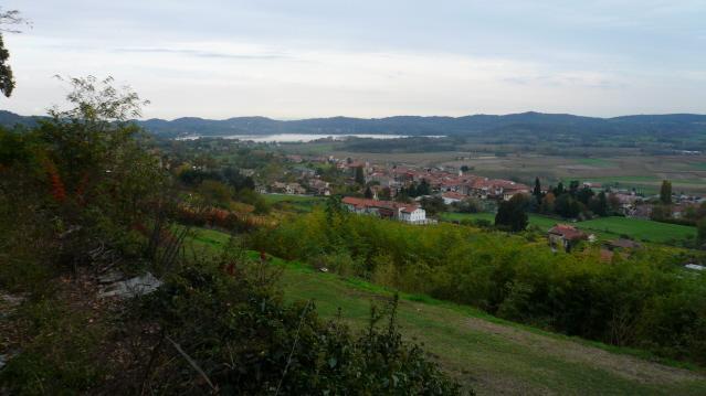 Serra Morenica anello La Serra - Bessa da Piverone 2013-10-30