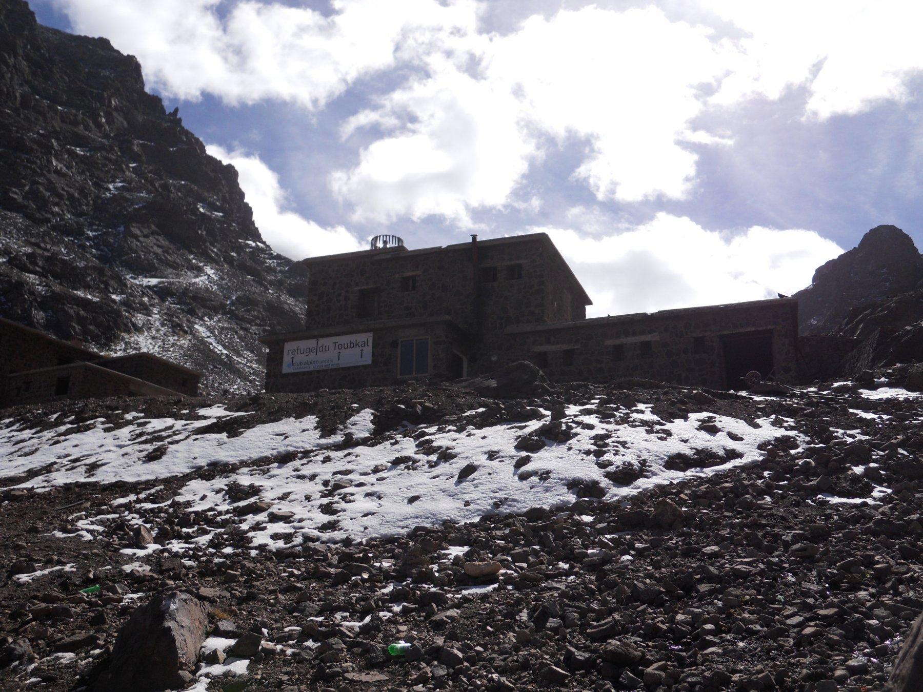 rifugio Toubkal