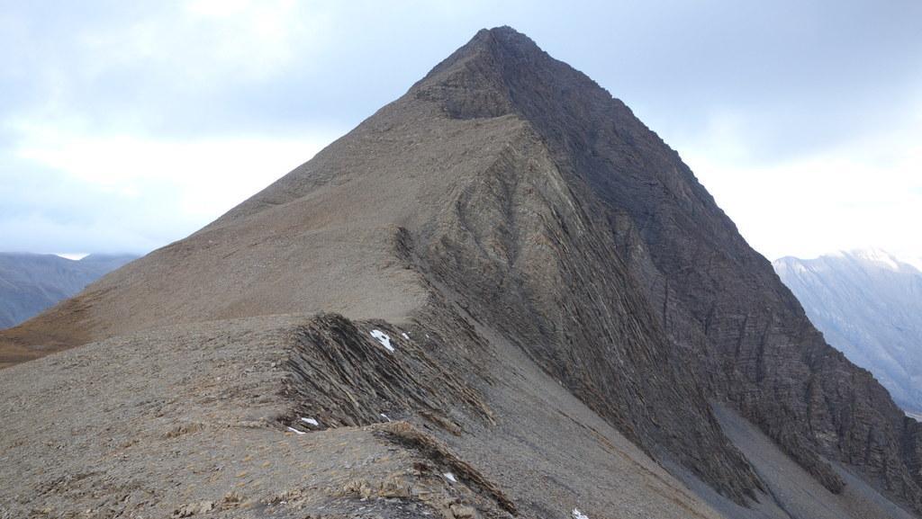 Una bella montagna
