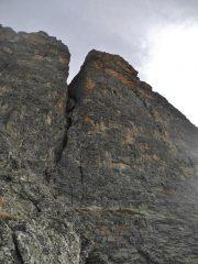 Torre e Rocca viste da sotto