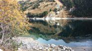 Lago di Plan d'Amont (1-11-2013)
