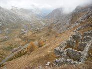 il vallone verso Carnino