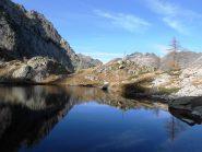 Il lago di Valcuca
