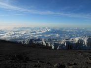 i ghiacci del Kilimanjaro