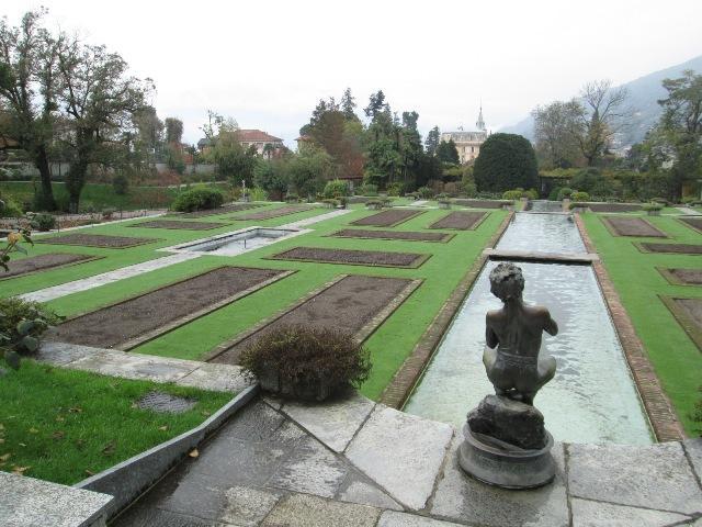 i bellissimi giardini di Villa taranto