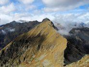 Cima Prel, i Tre Denti, dietro il Monte dei Corni, a sx Monte Marzo
