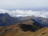 Alta valle di Bellino in bianco